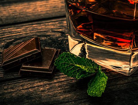 Whisky Schokolade Verkostung